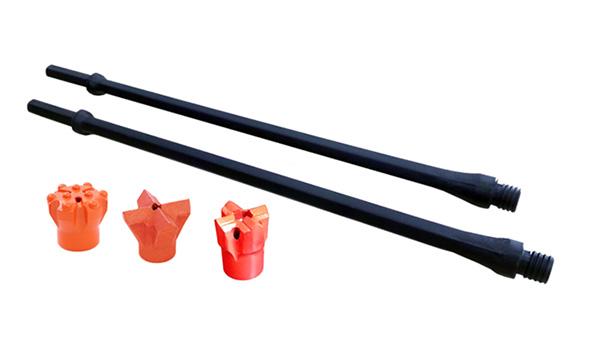 Outils de perçage à filetage H