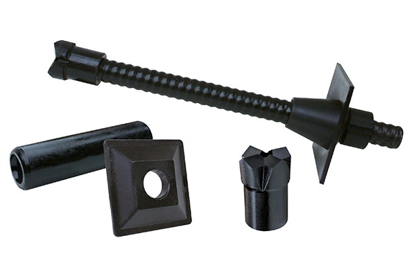 R25 Self-drilling anchor bolts